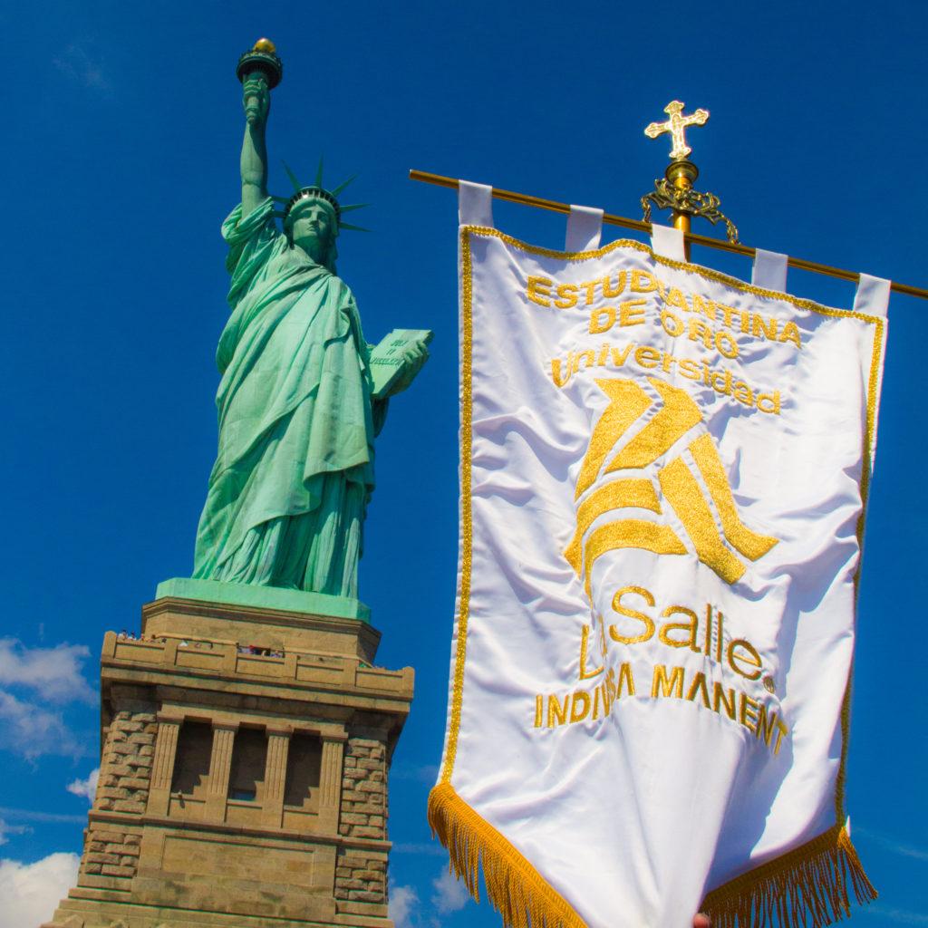 LA ESTUDIANTINA LA SALLE EN NUEVA YORK Y FILADELFIA