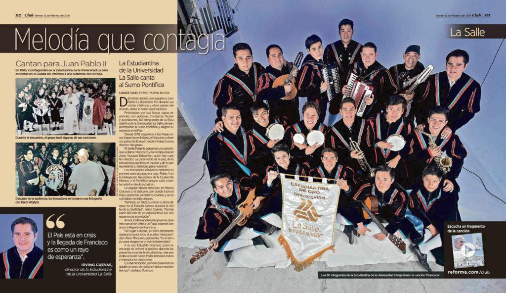 Revista Club del Periódico Reforma